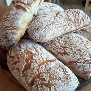Como hacer pan Ciabatta en casa